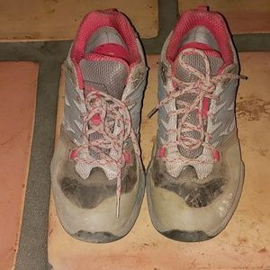 Used North Face Hiking boots